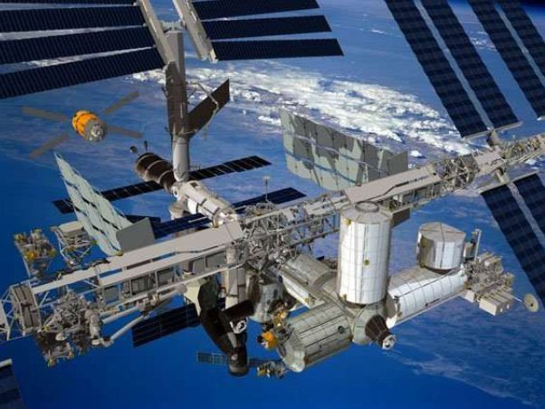 International Space Station Let's-Read-and-Find-Out Science 2