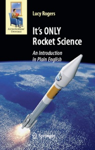 It's ONLY Rocket Science Cover - Dr Lucy Rogers M6CME