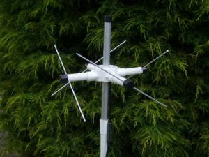 70cms Parasitic Lindenbald designed by Tony Monteiro AA2TX
