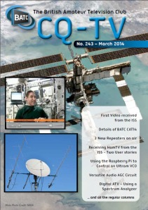 BATC CQ-TV issue 243 March 2014