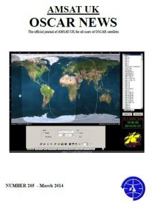AMSAT-UK OSCAR News March 2014
