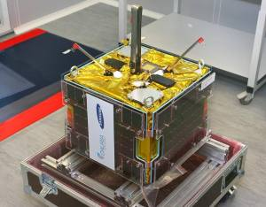 Dauria Aerospace microsatellite DX-1