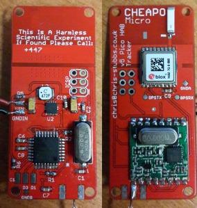 M6EDF CHEAPO Micro Tracker