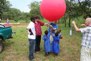 Malawi Hgh Altitude Balloon