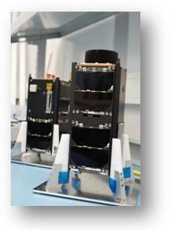 QB50p CubeSats