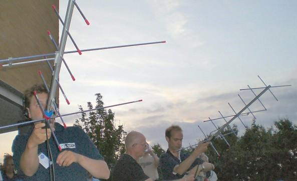 Receiving Delfi-C3 Transponder Signals at the AMSAT-UK Colloquium 2008
