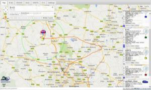 Project Horizon - Armstrong Balloon Flight Path