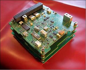 FUNcube-2 boards for UKube-1 - Credit Clyde Space