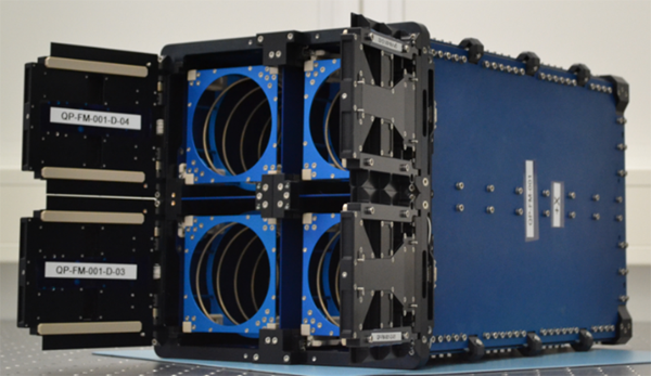 SHERPA to deploy CubeSats in LEO or GTO   AMSAT-UK
