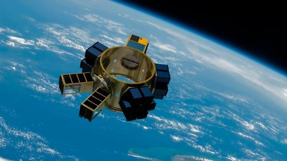 SHERPA in Orbit - Credit Spaceflight Inc