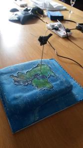 UKube-1 Launch Cake
