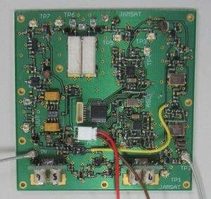 JAMSAT CubeSat Board