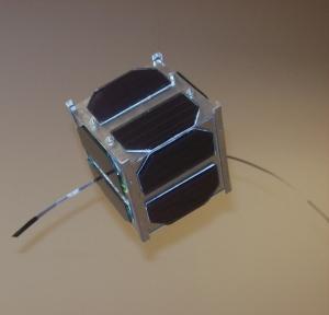 Peruvian CubeSat Chasqui-1