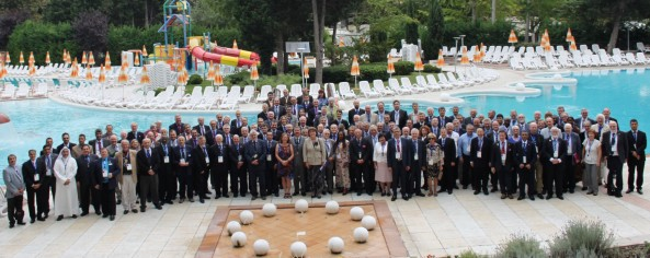 Delegates at IARU Region 1 Conference 2014