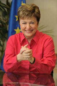 Dr Kristalina Georgieva