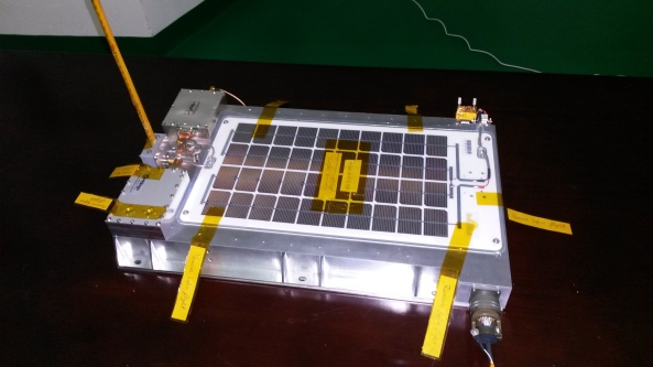 LX0OHB-4M amateur radio lunar payload - Credit LuxSpace