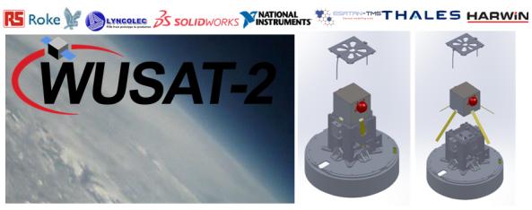 Warwick University WUSAT-2 CubeSat