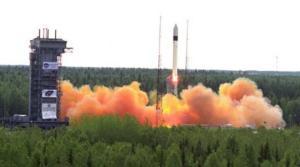 Launch of Kosmos 2499