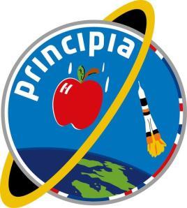 Principia Mission Patch