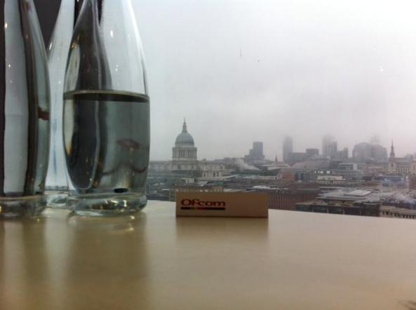 View of St Pauls from Ofcom office - Credit Michael Johnson M0MJJ