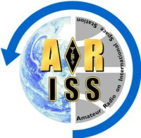 Amateur Radio on the International Space Station (ARISS) logo