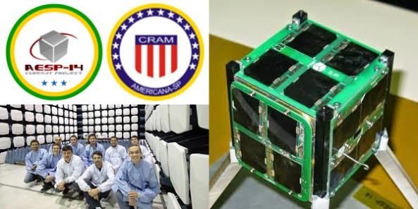 AESP-14 CubeSat