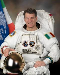 Astronaut Paolo Nespoli IZ0JPA