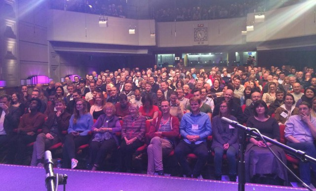 BBC World Service Click Radio Show Audience - Credit Kate Arkless Gray