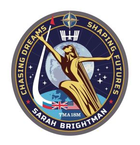 Sarah Brightman Mission Patch