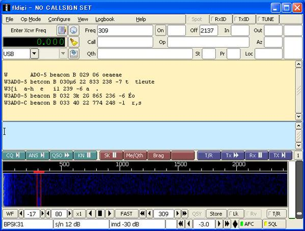 How to work PSK31 satellites | AMSAT-UK