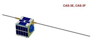 CAMSAT CAS3E