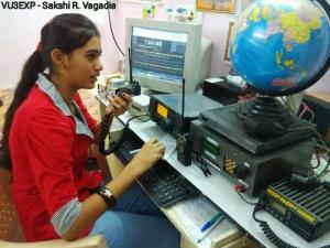 Sakshi Vagadia VU3EXP
