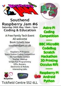 Southend Raspberry Jam 6