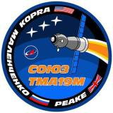 Soyuz TMA-19M Mission Patch