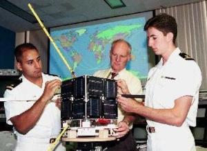 US Naval Academy PCSAT