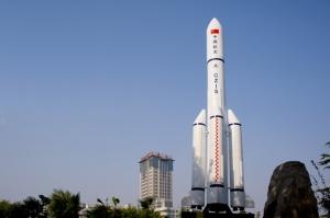 Beijing's CZ-5 launcher