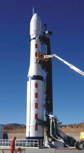 Chang Zheng 6 CZ-6 rocket