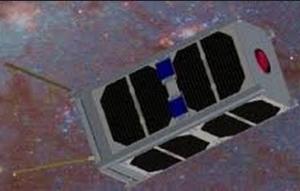 A Tianwang-1 2U CubeSat