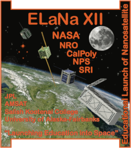 ELaNa XII Logo