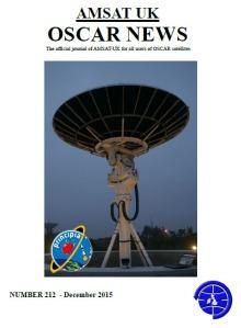 OSCAR News front page 212 Dec 2015