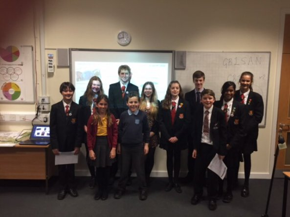 Sandringham School Students - Image Credit Sandringham School