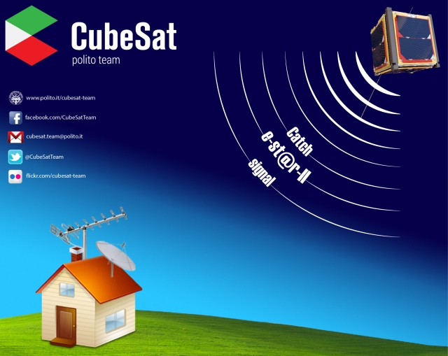 Catch est@r-II CubeSat Signal Competition