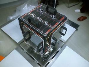 5840 MHz UNITEC-1 Venus orbiter
