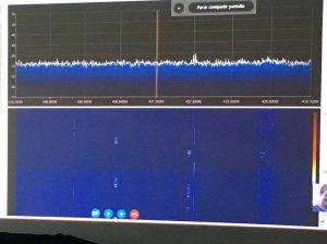ÑuSAT-1 and ÑuSAT-2 beacons