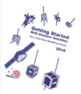 Getting Started with Amateur Satellites 2016 Front Cover