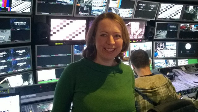 UK Space Agency Astronaut Flight Education Programme Manager Libby Jackson will speak at the Gala Dinner