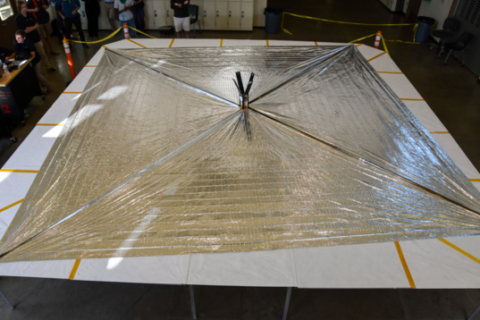 LightSail-2 - Credit The Planetary Society