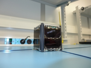 Nayif-1 CubeSat - Credit Wouter Weggelaar PA3WEG