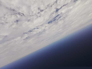 View from Balloon - Image Credit Caen School