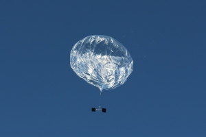 UBSEDS18 Solar Powered Balloon